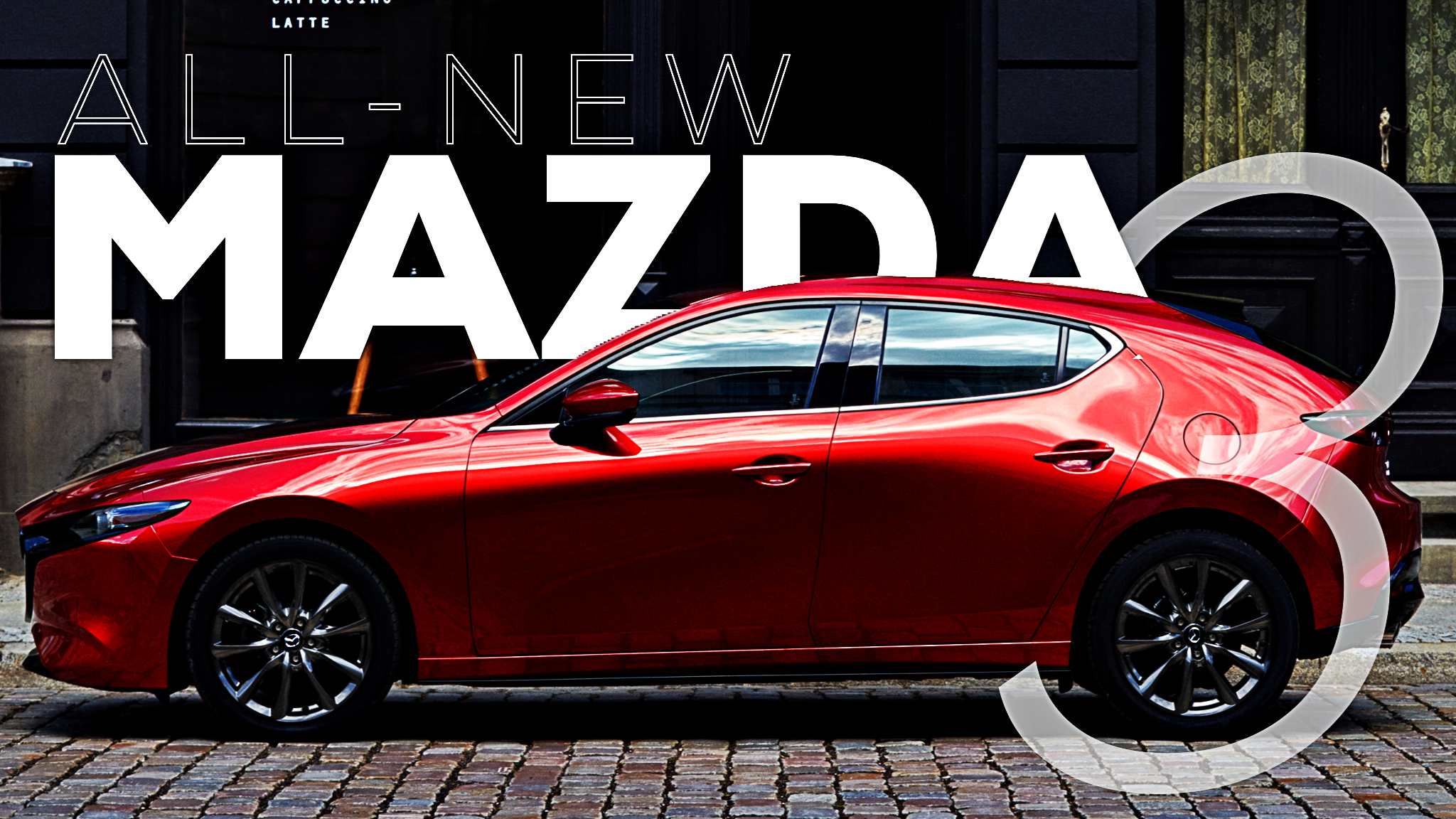 All-New Mazda 3 Breaks Cover: SkyActiv-X, MHEV, Here Q2-2019