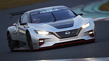 2018 Nissan Leaf Nismo Racecar – Nismo Festival