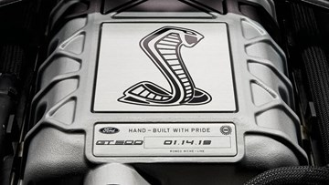 Ford Teases Mustang GT500, Reveal Date Set For January 2019