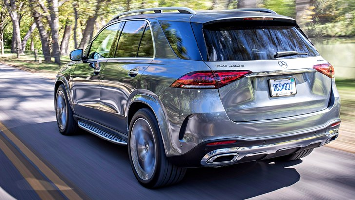 '19 Mercedes-AMG GLE 53 Coupe To Offer 320kW Hybrid Mill – Gallery
