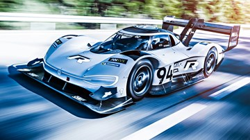 Volkswagen ID R Pikes Peak Is Planning To Tame The 'Ring – Gallery