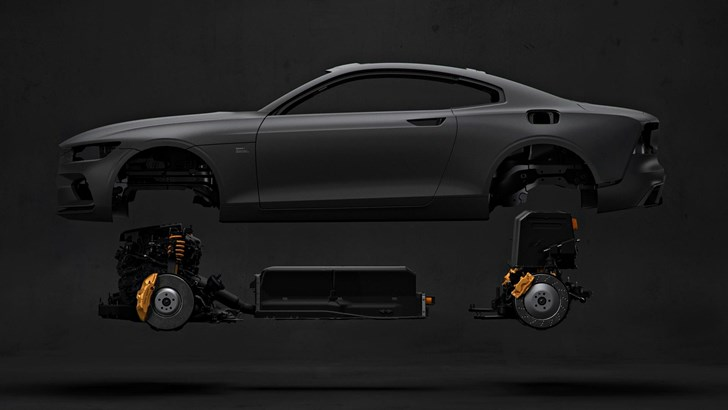 Polestar 1 Continues Towards Production With Dynamics Testing – Gallery