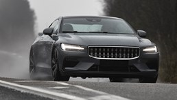 Polestar 1 Continues Towards Production With Dynamics Testing – Video