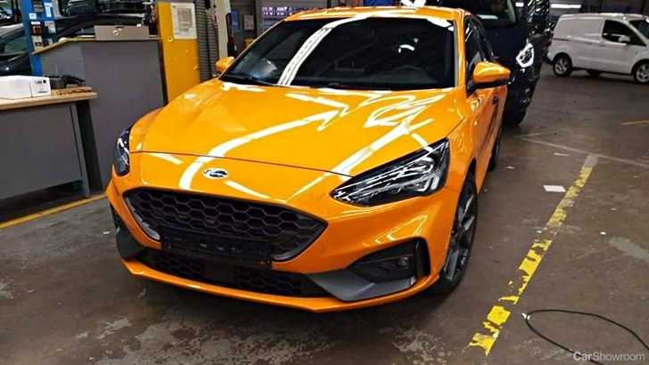 news 2019 ford focus st gets early outing in major leak. Black Bedroom Furniture Sets. Home Design Ideas