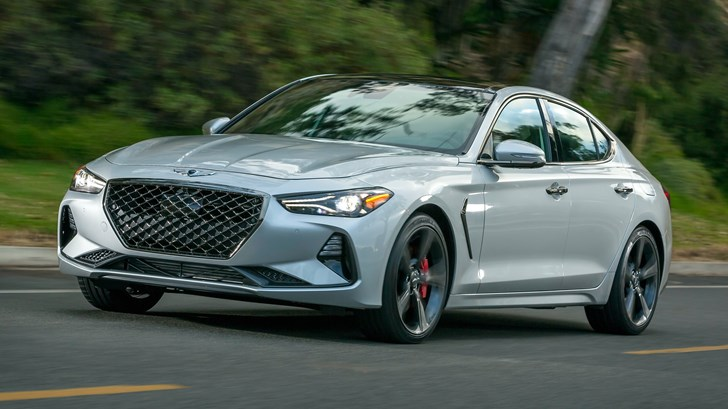 AU-Spec Genesis G70 Range To Offer 2 Engines, 3 Variants