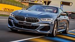 2019 BMW M850i Coupé