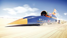 Bloodhound 1,000mph Land Speed Project Is Dead – Gallery