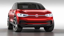 2018 Volkswagen I.D. Crozz Concept