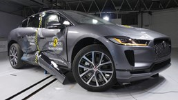 Jaguar I-Pace Awarded 5-Stars From ANCAP – Gallery