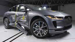 Jaguar I-Pace Awarded 5-Stars From ANCAP –Video