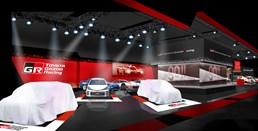 Toyota Teases GR Supra Super GT Concept For Tokyo