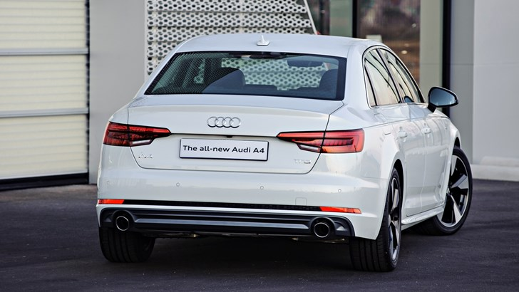 Audi's Preparing Big Things For '20 A4, A4 Avant – Gallery