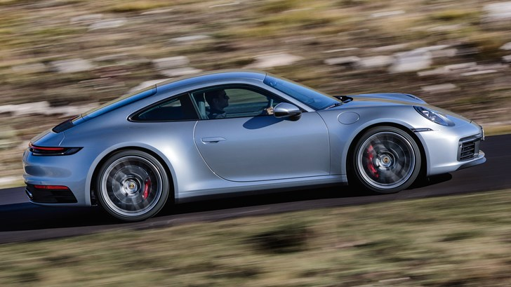 Electrified Porsche 911s Are Just Around The Corner