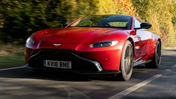 Aston Martin Sizing Up Hybrid Straight-6 To Replace AMG V8