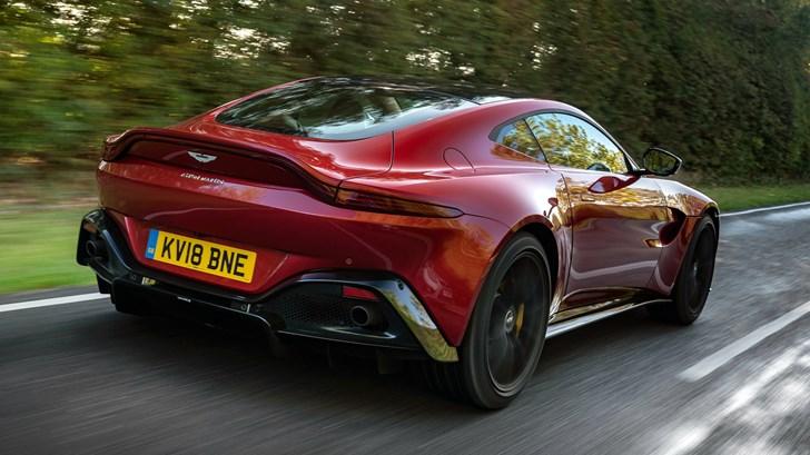 Aston Martin Sizing Up Hybrid Straight-6 To Replace AMG V8