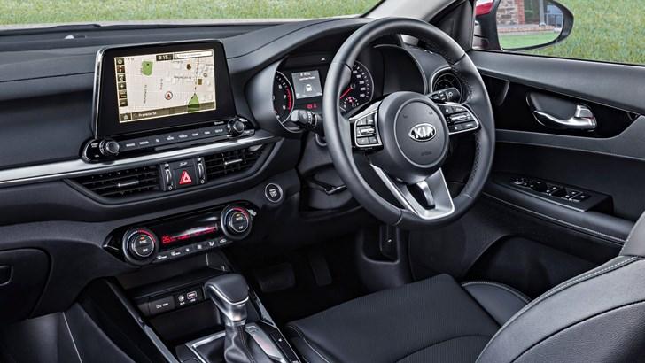 2018 Kia K3 GT 5-Door –South Korea