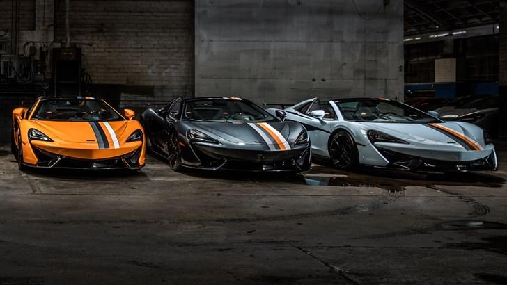 2018 McLaren 570S - Racing Through The Ages