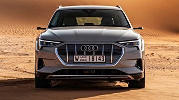 2019 Audi e-tron Quattro 55