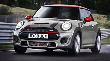 Facelifted MINI JCW 3-Door & Convertible Debut In The UK – Gallery
