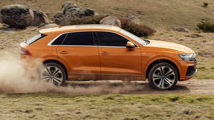 Audi's Flagship Q8 SUV Touches Down In Australia