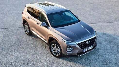 2018 Hyundai Santa Fe Elite 2.2CRDi