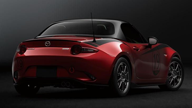 2019 Mazda MX-5 Drophead Coupe Concept