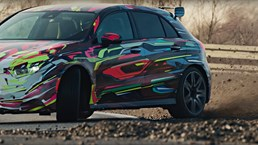 Mercedes-AMG A 45 - Not Another Christmas Video