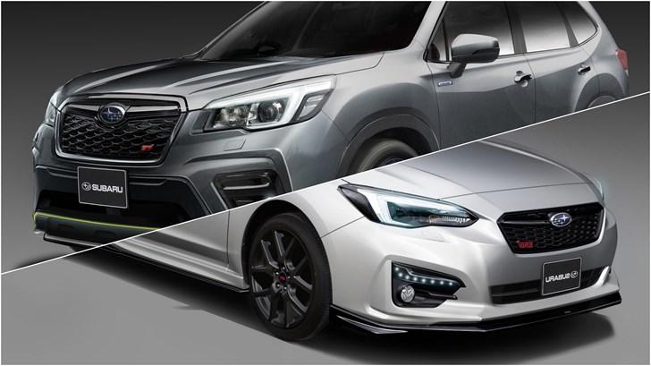 Subaru @ 2019 Tokyo Auto Salon
