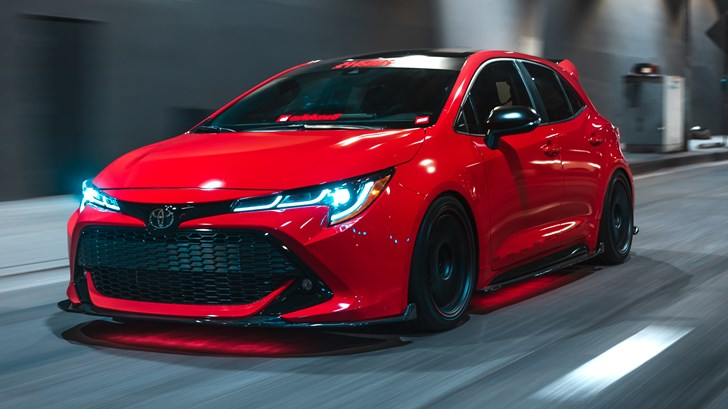 A Toyota Corolla GR Will Attempt Hot Hatch Domination