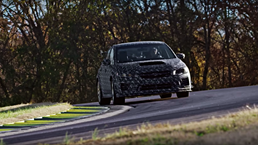 Subaru Teases Hardcore WRX STI For Detroit –Video