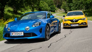 Alpine A110 To Get Meaner 224kW Engine, Convertible Variant