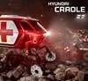 Hyundai's 'Elevate' Is A Rescue-Pod From A Sci-Fi Future