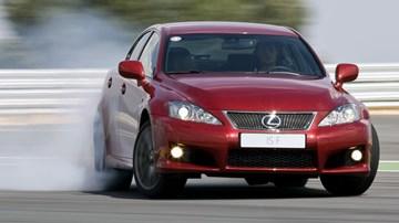 Lexus' Next IS F May Ditch Atmo V8 For Bi-Turbo V6. Sad.