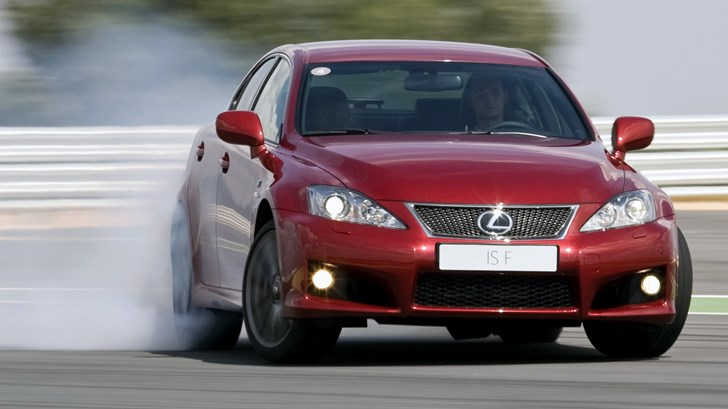 Lexus' Next IS F May Ditch Atmo V8 For Bi-Turbo V6. Sad.