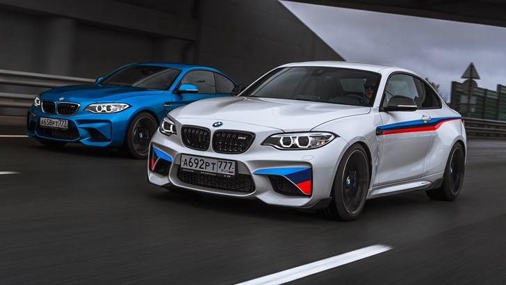 BMW Readying 2 Series Gran Coupe, M2 Range-Topper Incoming