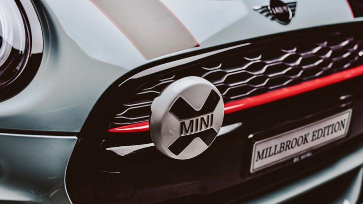 MINI Australia Brings Millbook Edition JCW Hot Hatch