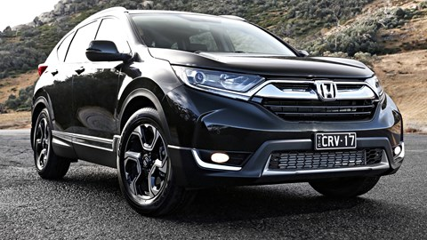 Honda Introduces CR-V VTi-E –Gallery