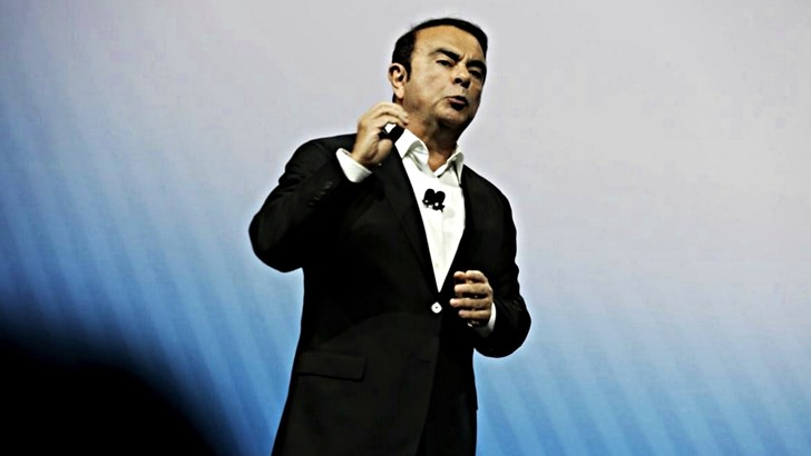 Carlos Ghosn Rubbishes Accusations In First Public Appearance – Gallery
