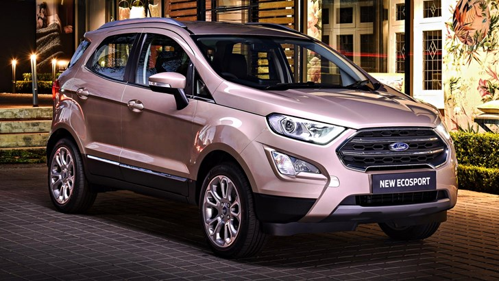 News Ford Fiesta Suv Due 2020 Ecosport To Be Killed With Fire