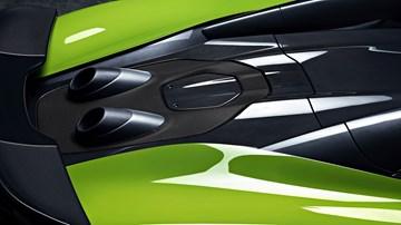 McLaren Drops A Longtail Teaser –Gallery