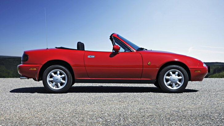 Mazda MX-5 To Turn 30 With Special Edition Model –Gallery