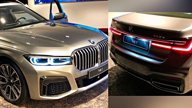 BMW's New 7-Series Will Inhale You With Ease – Gallery