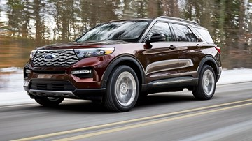 Ford Reveals The All-New 2020 Explorer In Detroit