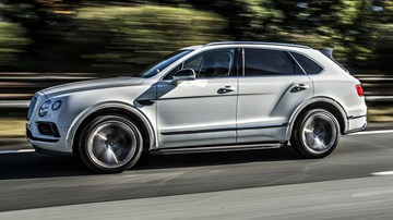 Bentley Planning A Flagship 485kW Bentayga Speed (1)