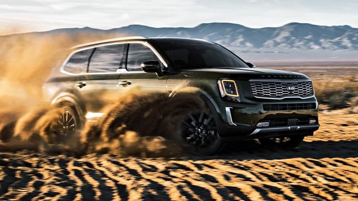 2020 Kia Telluride V6 – NAIAS 2019