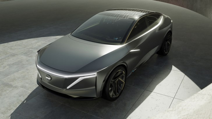 2019 Nissan IMs Concept –NAIAS 2019