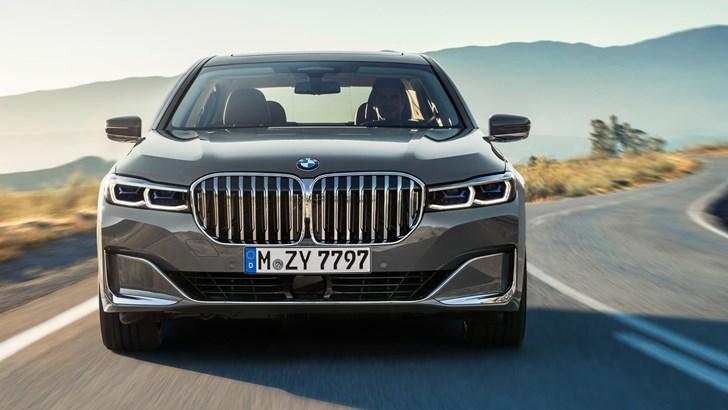 2019 BMW 750Li xDrive