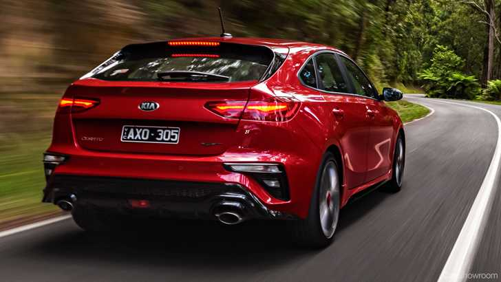 News 2019 Kia Cerato Gt Offers 150kw Pep For 32k Drive Away