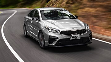 2019 Kia Cerato GT – Saloon & Hatch