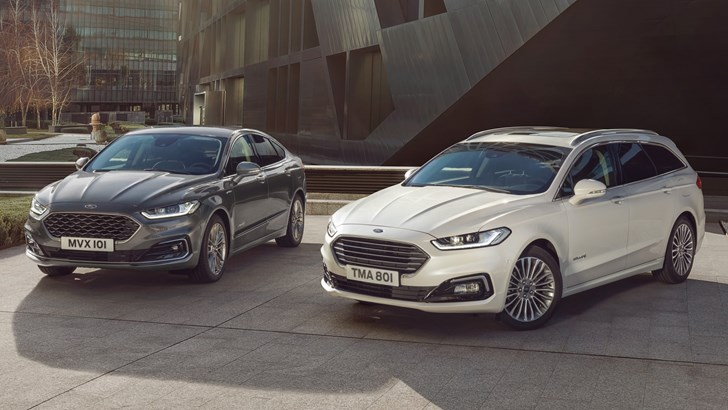 2019 Ford Mondeo –Gallery